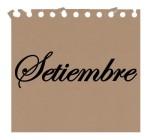setiembre